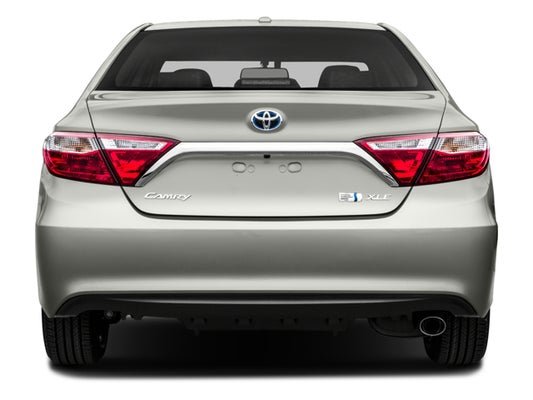 2016 Toyota Camry Hybrid Xle In Lexington Sc Jim Hudson Ford