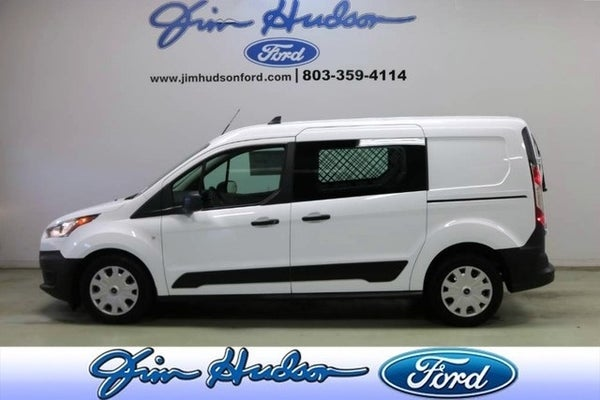 Transit Connect Van >> 2020 Ford Transit Connect Van Xl Lwb W Rear Symmetrical Doors