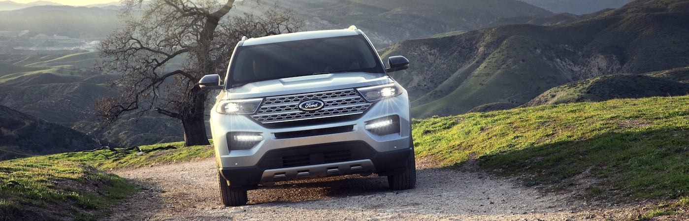 2020 Ford Explorer Towing Capacity Ford Towing Jim